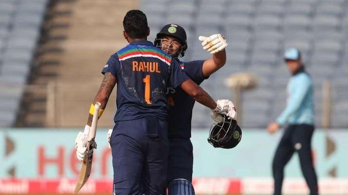 KL Rahul and Rishabh Pant