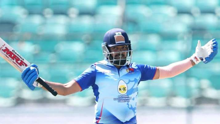 Prithvi Shaw, Prithvi Shaw Vijay Hazare, Prithvi Shaw batting