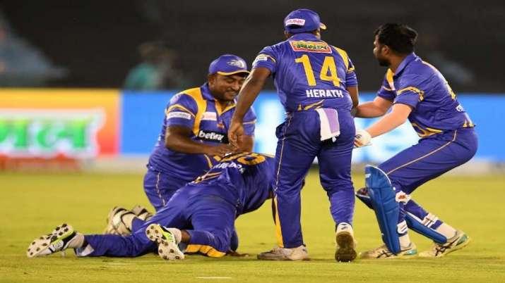 Sri Lanka Legends, Road Safety World Series