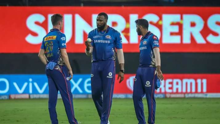 Bumrah conceded only 14 runs in his four overs and took one wicket as MI bowled out SRH for 137 afte