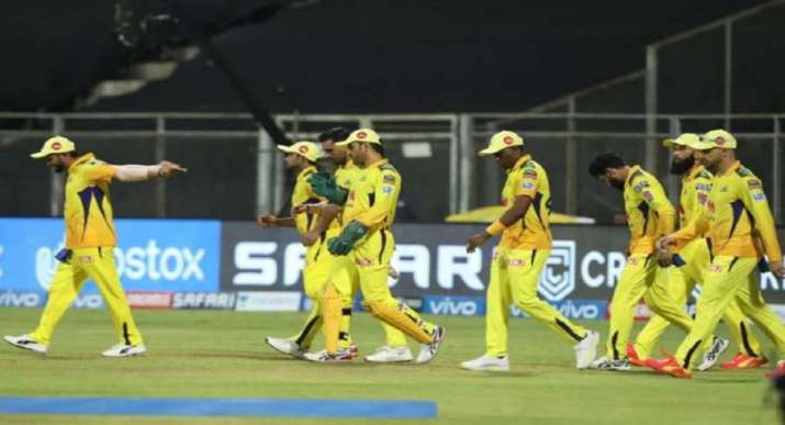CSK, IPL 2021