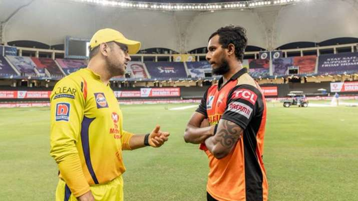 IPL 2021 | T Natarajan reveals chat with MS Dhoni after bowler dismissed him in 2020 season