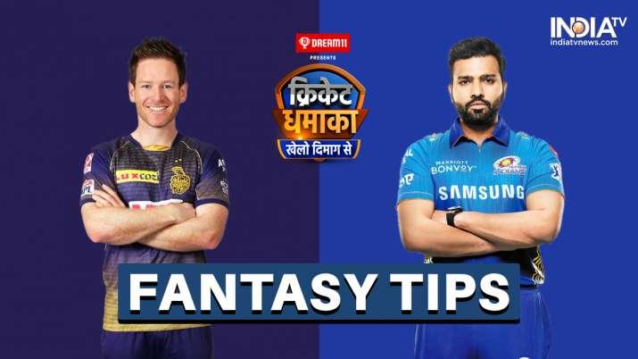 IPL 2021 Dream11 Prediction: Kolkata Knight Riders vs Mumbai Indians fantasy tips.