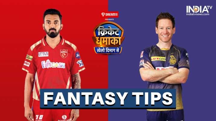 Punjab Kings vs Kolkata Knight Riders Dream11 Prediction: IPL 2021 Fantasy Tips