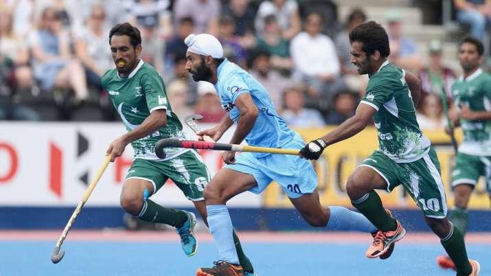 india vs pakistan hockey, ind vs pak hockey