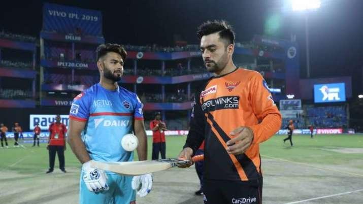 Rishabh Pant and Rashid Khan