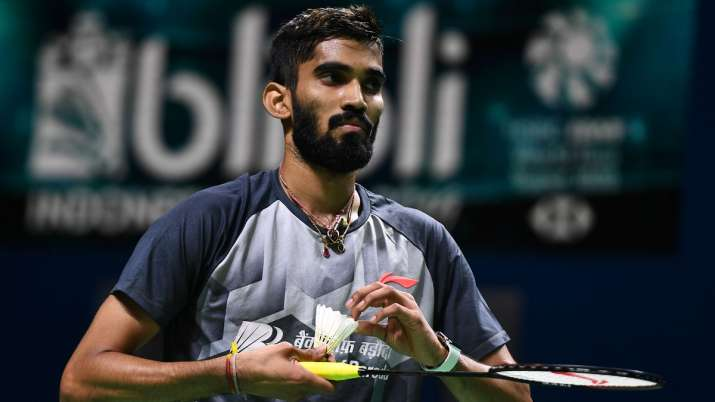 COVID-19 robbed us of freedom to train as per plans, says Kidambi Srikanth