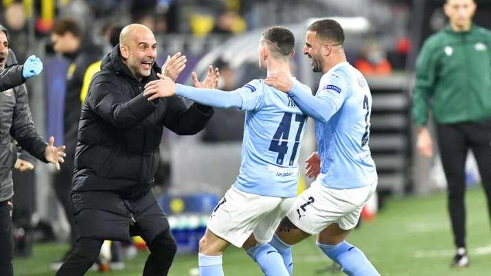 Champions League quarters: Man City beats Dortmund for Champions League semifinal berth