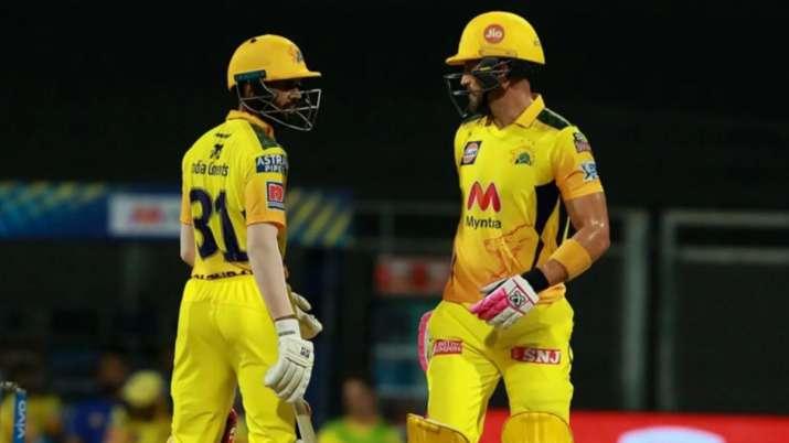 IPL 2021 | Faf du Plessis makes my job easier, says CSK opener Ruturaj Gaikwad