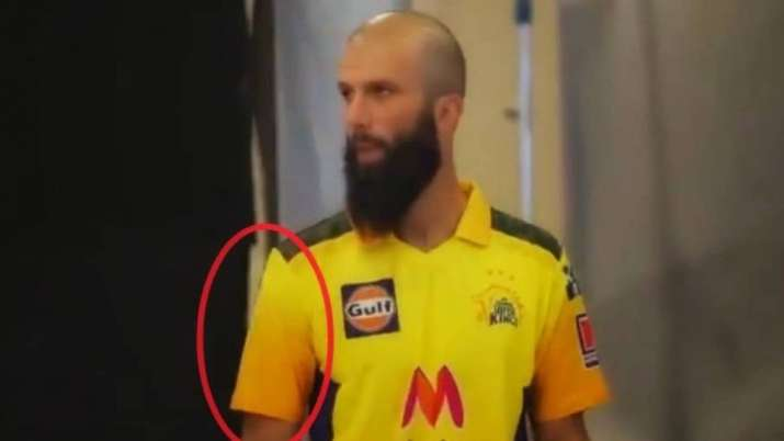 Moeen Ali won't be sporting any liquor brand logo at IPL 2021 for Chennai Super Kings as the three-t