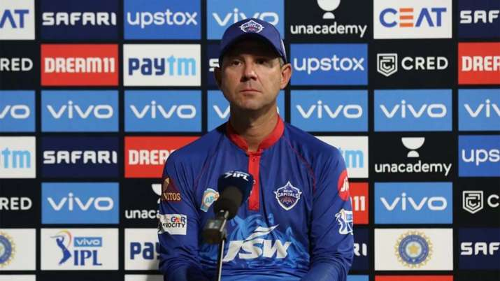 IPL 2021: Not completing Ravichandran Ashwin's over quota was a mistake, says DC coach Ricky Ponting
