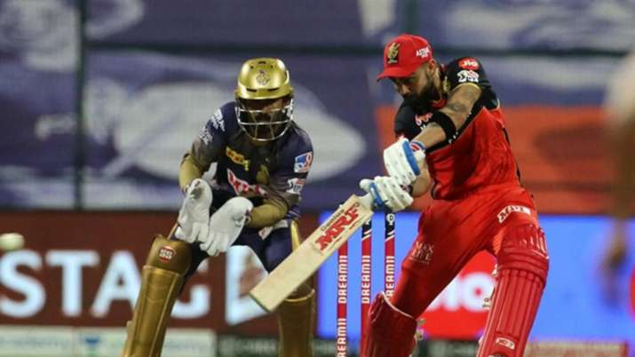 In 27 matches between both sides, KKR lead with 15 wins over RCB. In the last season, however, it we