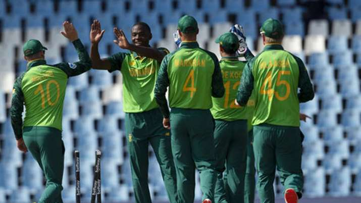 South Africa fined for slow over-rate in first ODI against ...
