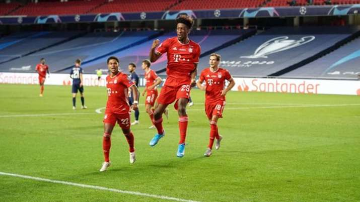 Bayern-PSG rematch headlines Champions League QFs