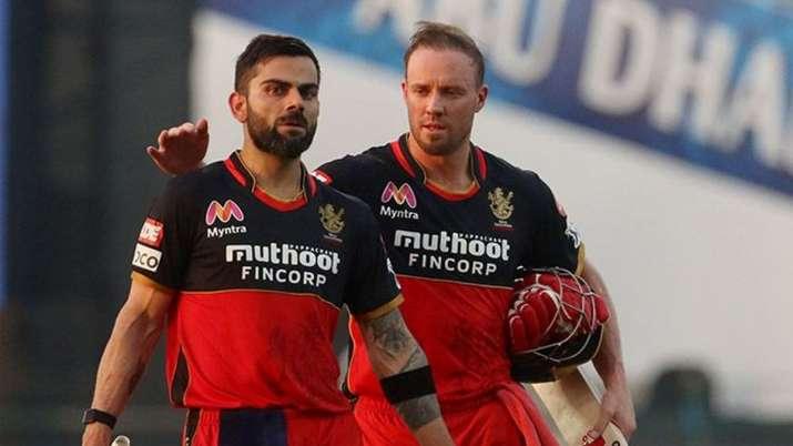 Virat Kohli and AB de Villiers, IPL 2021, RCB, RCB IPL 2021
