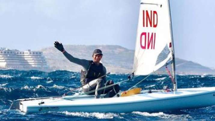 Vishnu Saravanan becomes 2nd Indian sailor to qualify for Tokyo Olympics