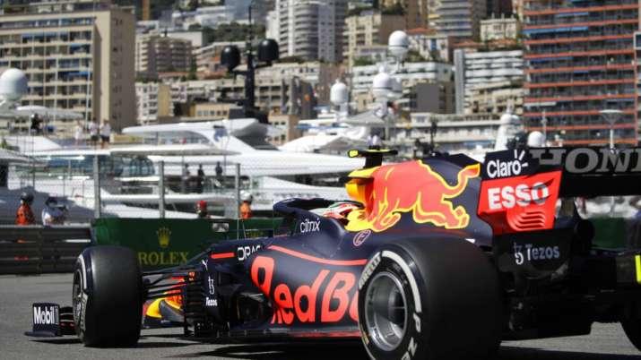 Sergio Perez, Monaco GP