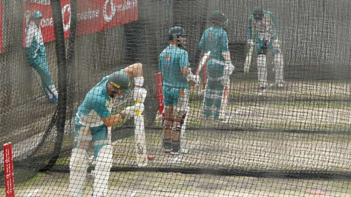 The Aussies failed to score over 350 runs in six of their