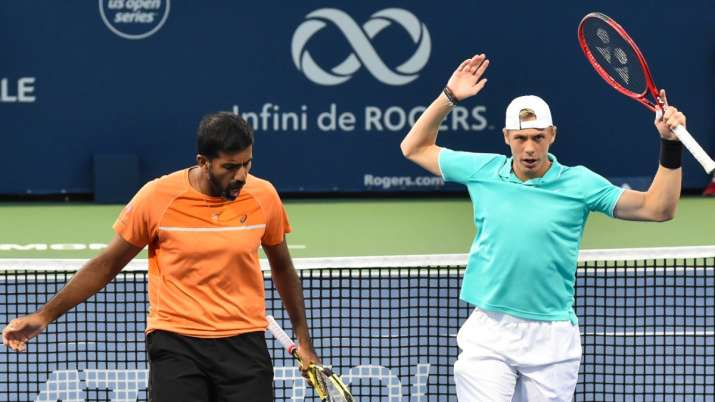 Bopanna-Shapovalov lose in Madrid Open quarters