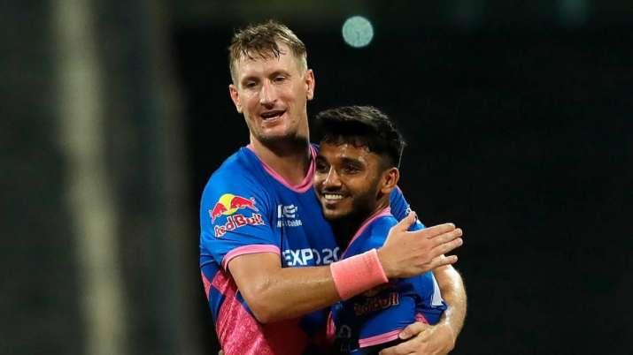 Chris Morris and Chetan Sakariya, IPL 2021, RR