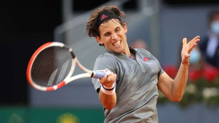 Revitalized Dominic Thiem cruises into 3rd round at Madrid Open