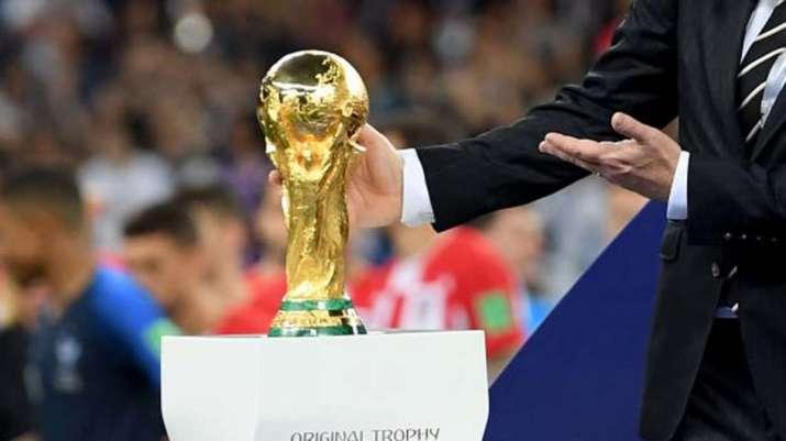Saudis put World Cup every 2 years back on FIFA's agenda