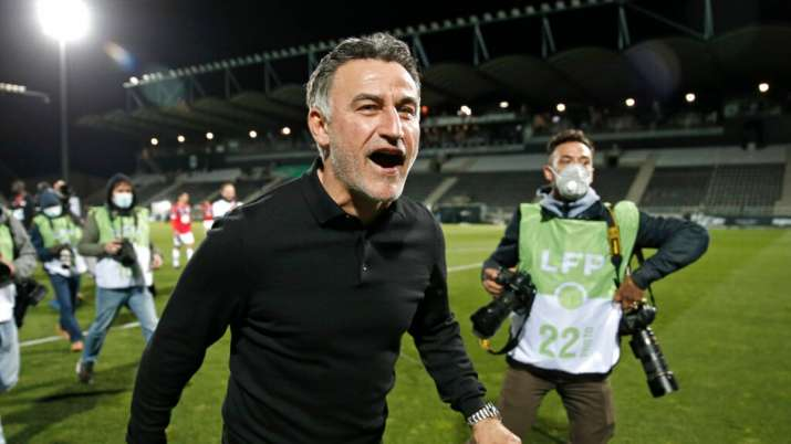 After Ligue 1 triumph, Lille coach Christophe Galtier to step down