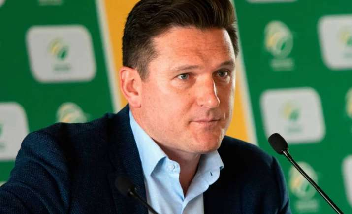 South Africa's Director of Cricket, Graeme Smith