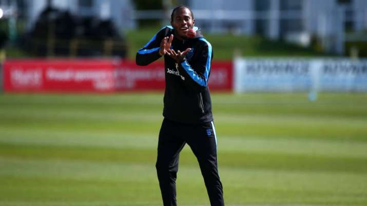 ECB to support Jofra Archer if pacer wishes to skip India Tests for T20 World Cup