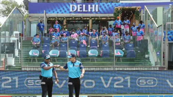 """IPL 2021: In Delhi, bookies employed cleaner to do """"pitch-siding"""" during one IPL game: BCCI ACU chie"""