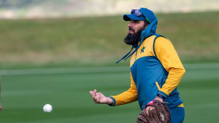 Don't care about what critics say, can only work and try hard: Misbah-ul-Haq