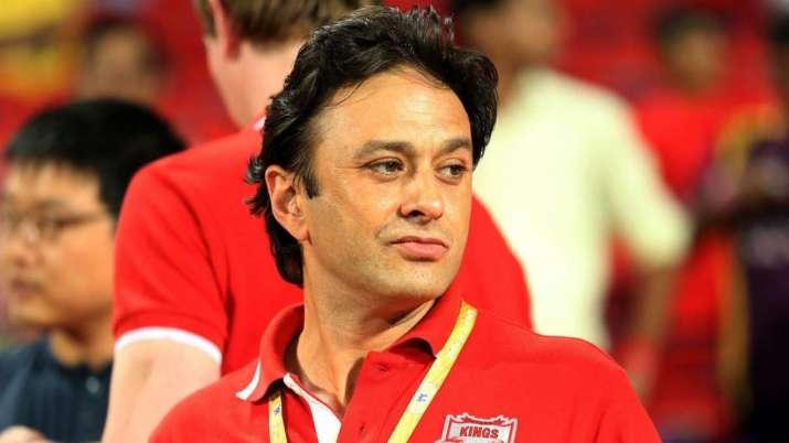 Punjab Kings co-owner Ness Wadia Image Source : IPLT20.COM