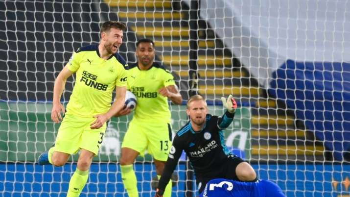 Premier League: Newcastle close to safety after 4-2 win over Leicester City