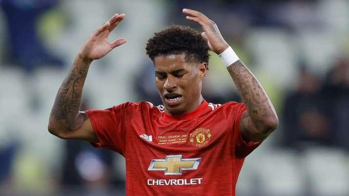 Marcus Rashford faces racist abuse after Man Utd's loss in Europa League final