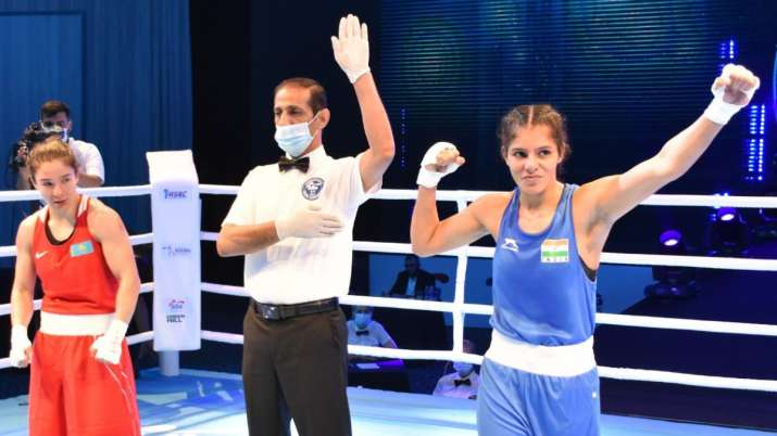 Asian Boxing Championship: Sakshi loses final spot on bout review