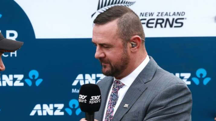 Doull was one of the many New Zealanders who were participating in the 14th edition of the Indian Pr