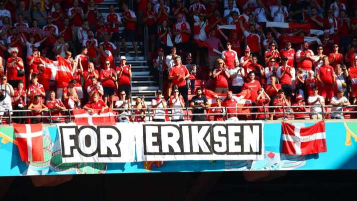 Denmark wants to pay supporters back after Christian Eriksen tribute