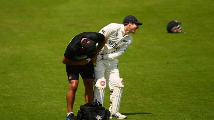WTC Final: BJ Watling decides to keep despite dislocated finger in his final international match