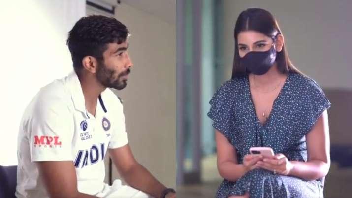 Jasprit Bumrah recalls Gabba win, U-17 memories and his 'best day' in interview with wife Sanjana Ga