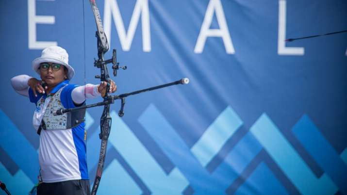 Archery WC: Deepika Kumari completes hat-trick of gold medals; wins individual gold in recurve event