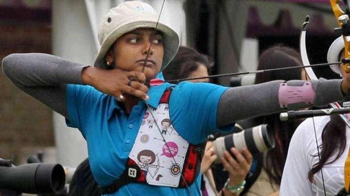 Olympian Deepika Kumari,