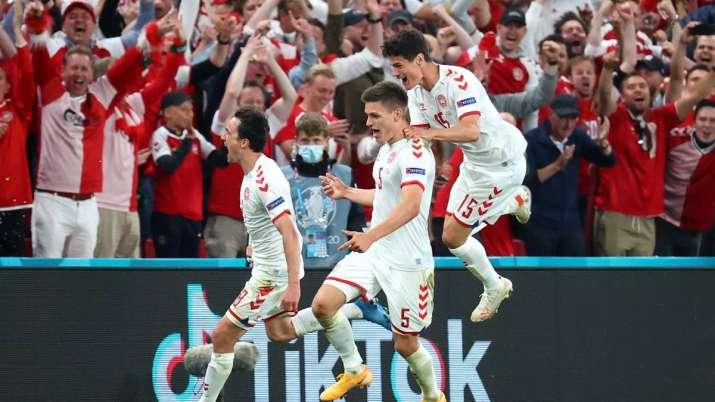 denmark football team, joakim maehle, euro 2020