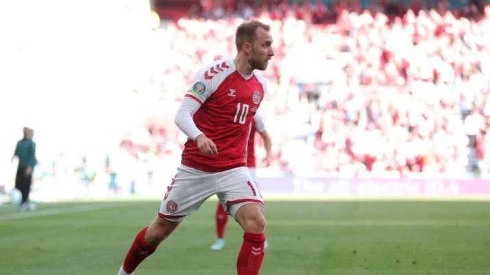 Eriksen visit was 'surprise' to Denmark players