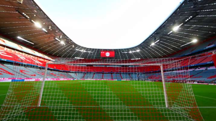 Fans are allowed at Euro 2020, even if stadiums aren't full