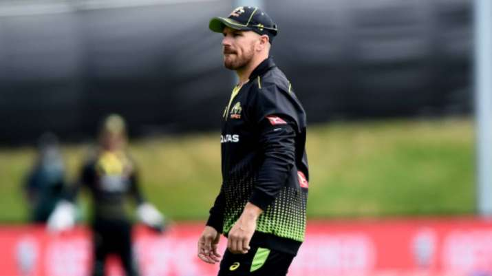 Australia limited-overs skipper Aaron Finch