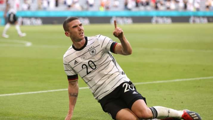 Euro 2020: Defender Robin Gosens gives Germany a boost