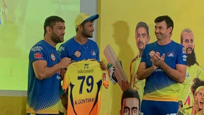 Krishnappa Gowtham reveals MS Dhoni's 'key advice' after maiden India call-up