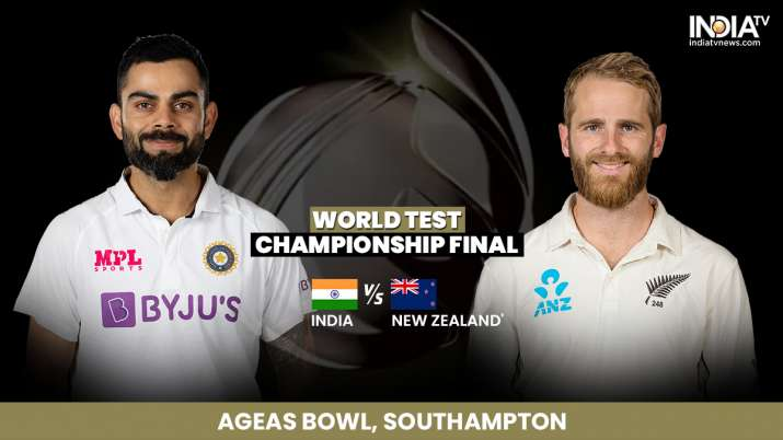 India vs New Zealand, World Test Championship Final Day 2 Live Streaming: How to watch Live WTC Fina