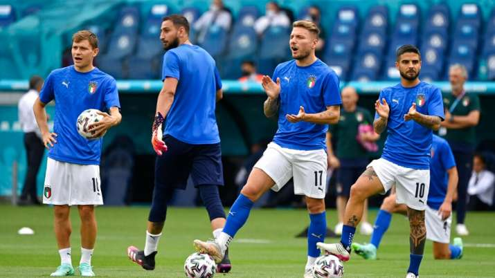 Euro 2020: Record-chasing Italy becoming the team to fear