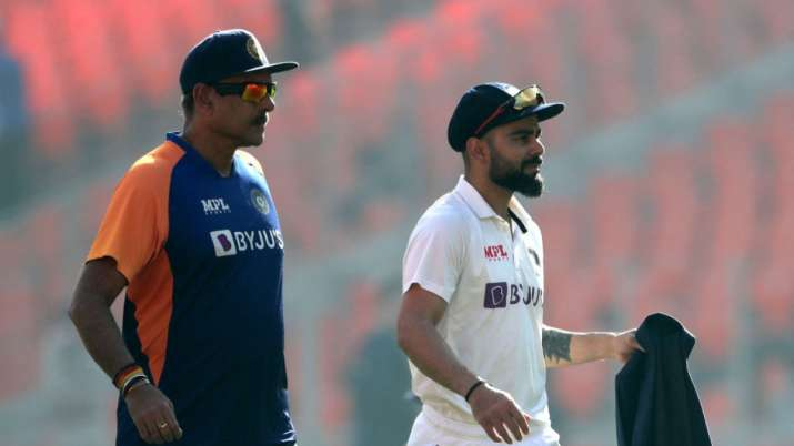 Two India squads playing at different places simultaneously could become norm: Kohli and Shastri